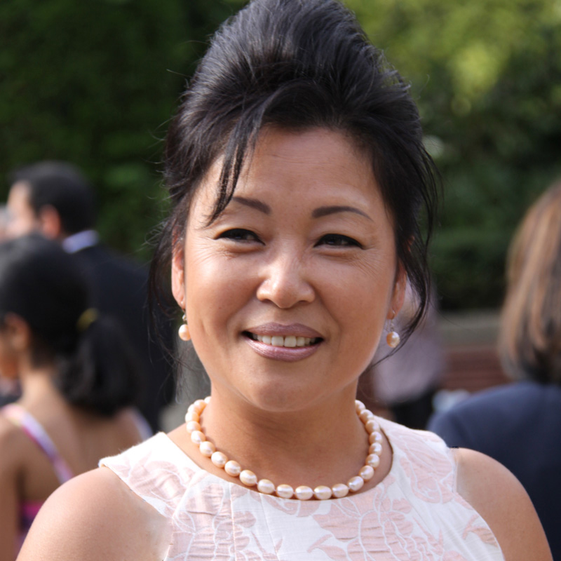 Michelle Jin, Vancouver Korean Wedding Events Planning Expert